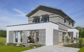 Baufritz - Musterhaus NaturDesign