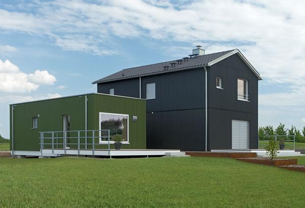 S1 - Das lebendige Haus von Bau-Fritz GmbH & Co. KG, seit 1896