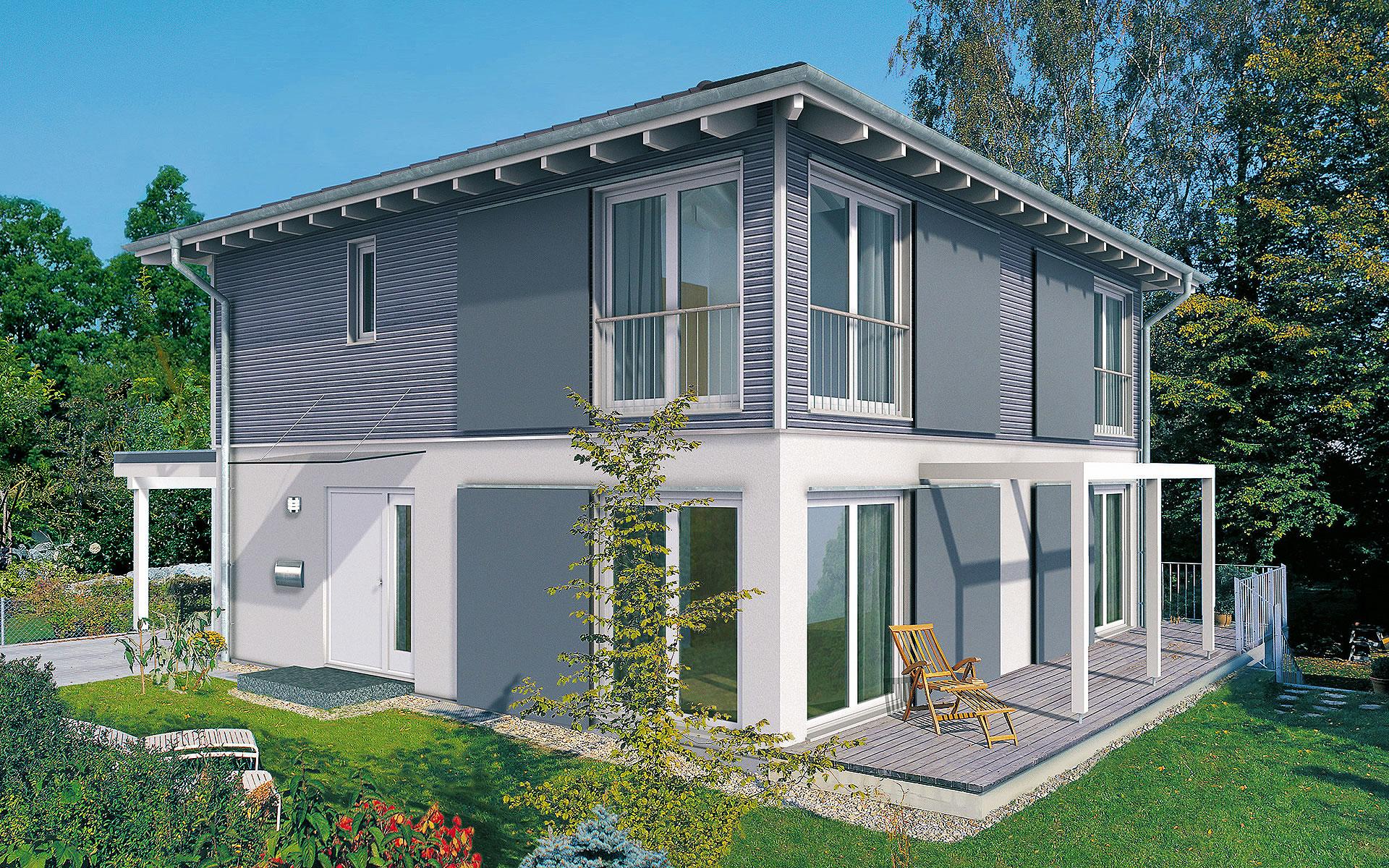 PlanMit: Stadthaus von Bau-Fritz GmbH & Co. KG, seit 1896
