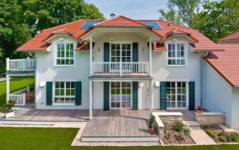 Baufritz - Musterhaus Steinhauser