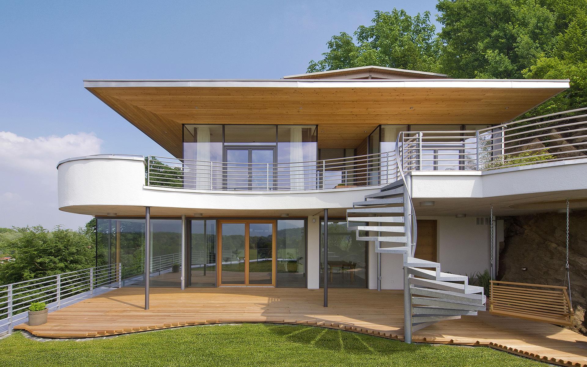 Weitblick von Bau-Fritz GmbH & Co. KG, seit 1896