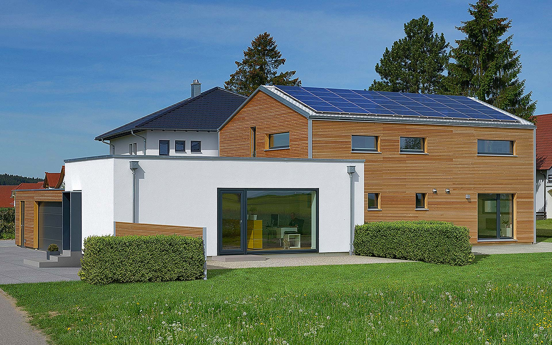 Wriedt von Bau-Fritz GmbH & Co. KG, seit 1896