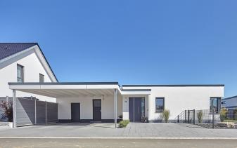 BAUMEISTER-HAUS - Musterhaus Ebert