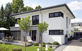 BAUMEISTER-HAUS - Musterhaus Freiberger