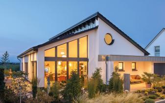 BAUMEISTER-HAUS - Musterhaus Zumstein