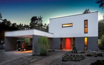 BAUMEISTER-HAUS - Musterhaus Cornelius