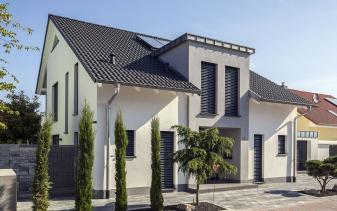 BAUMEISTER-HAUS - Musterhaus Fuchs