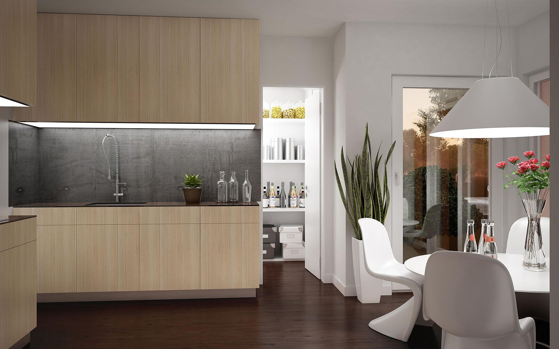 EVOLUTION 154 V4 von Bien-Zenker GmbH
