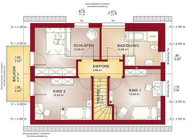 Dachgeschoss Edition 3 V5 von Bien-Zenker GmbH