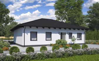 B&S Selbstbau - Musterhaus Bungalow BS 80