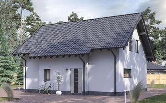 B&S Selbstbau - Musterhaus Basic BS 107