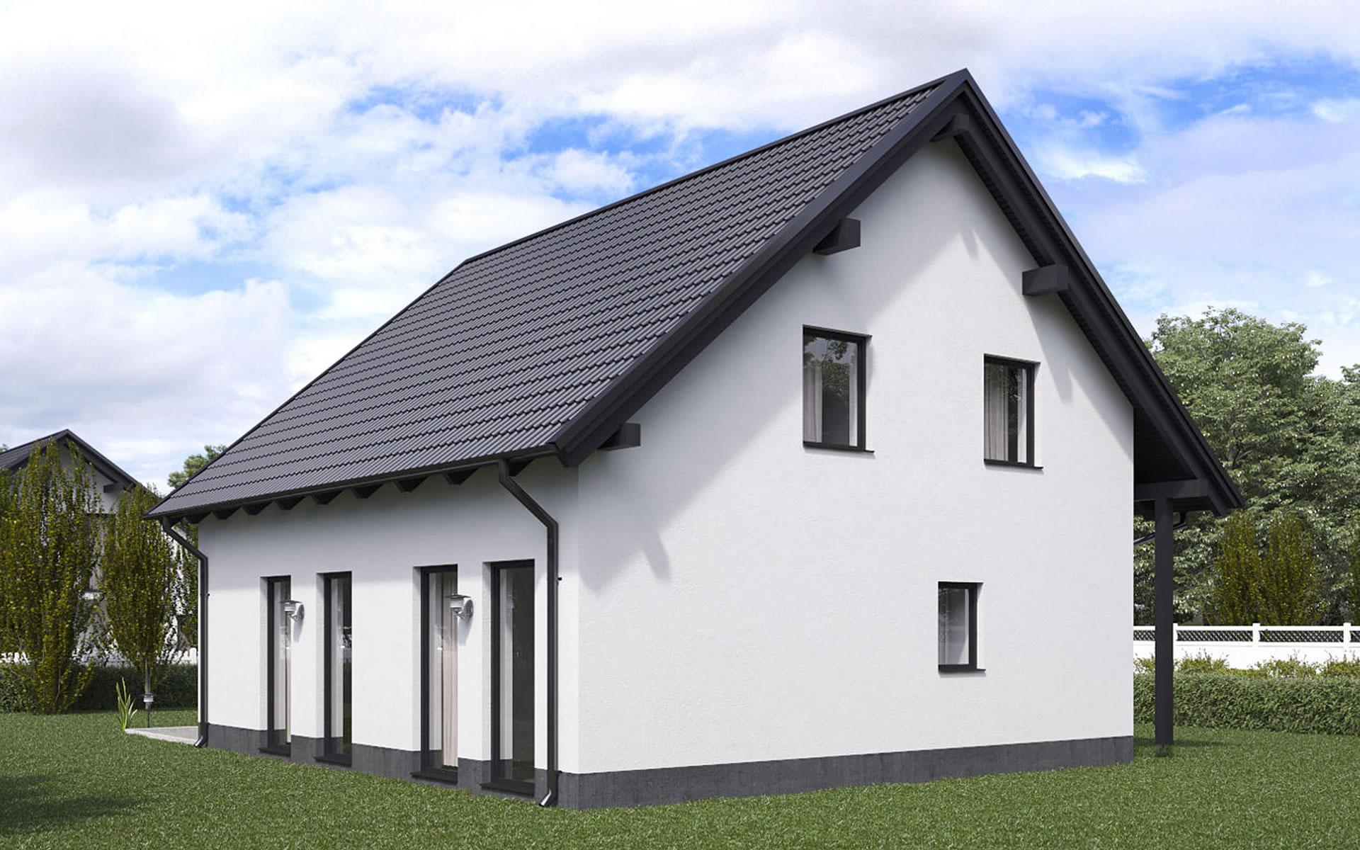 Einfamilienhaus BS 112 von B&S Selbstbausysteme GmbH & Co. KG