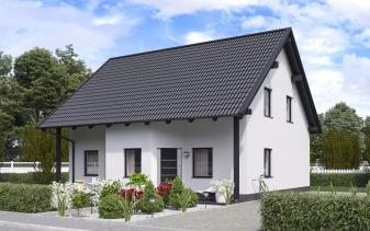 B&S Selbstbau - Musterhaus Basic BS 112