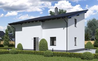 B&S Selbstbau - Musterhaus Future BS 118