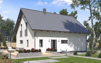 B&S Selbstbau - Musterhaus Komfort BS 125