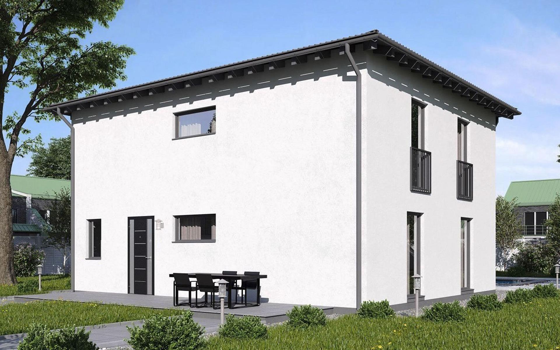 Einfamilienhaus BS 138 von B&S Selbstbausysteme GmbH & Co. KG