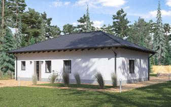 B&S Selbstbau - Musterhaus Bungalow BS 100