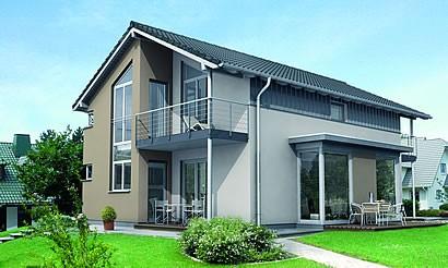 Fingerhaus - Musterhaus in der Schweiz.