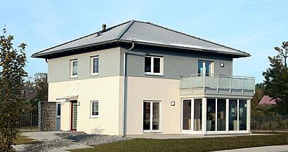 Finger-Haus MEDLEY, Musterhaus Erlangen