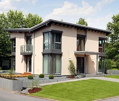 Das neue Musterhaus BRAVUR - Foto: Fingerhaus