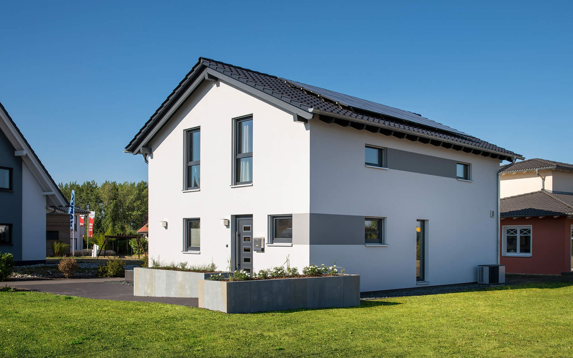 UNO 2.0 - Musterhaus Leipzig von FingerHaus GmbH