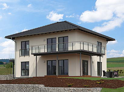 fertighaus fertigh user medley 300 mh kassel 164 75 qm und walmdach als holzrahmenbau von. Black Bedroom Furniture Sets. Home Design Ideas