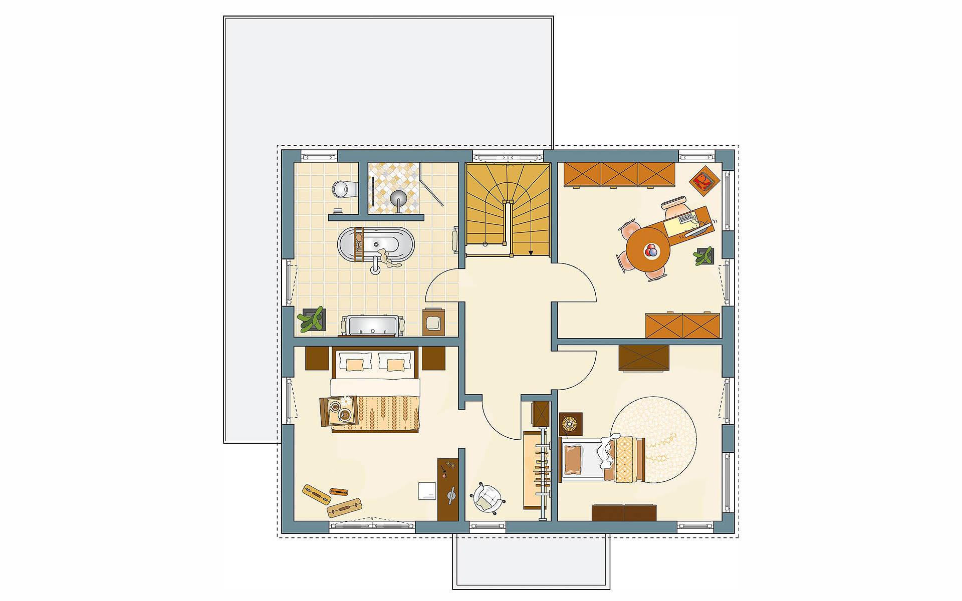Dachgeschoss MEDLEY 3.0 - MH Berlin-Werder von FingerHaus GmbH