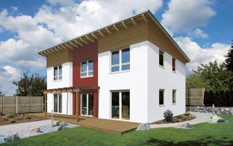 Fingerhut Haus - Musterhaus Deklivo