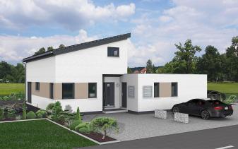 Fingerhut Haus - Musterhaus Junto 168