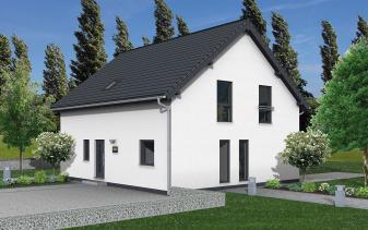 Fingerhut Haus - Musterhaus Junto 175