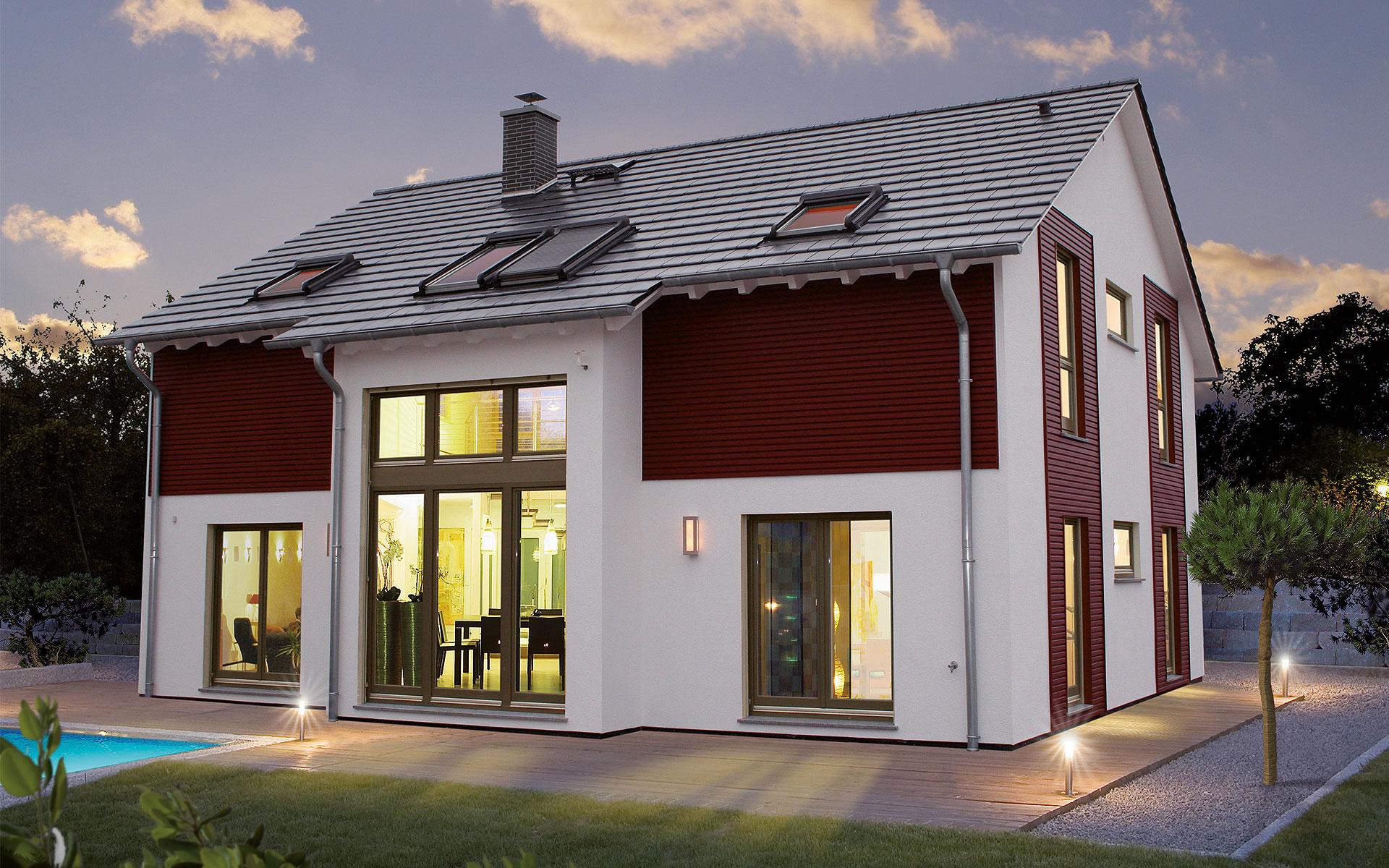 Musterhaus Erlangen von Fingerhut Haus GmbH & Co. KG