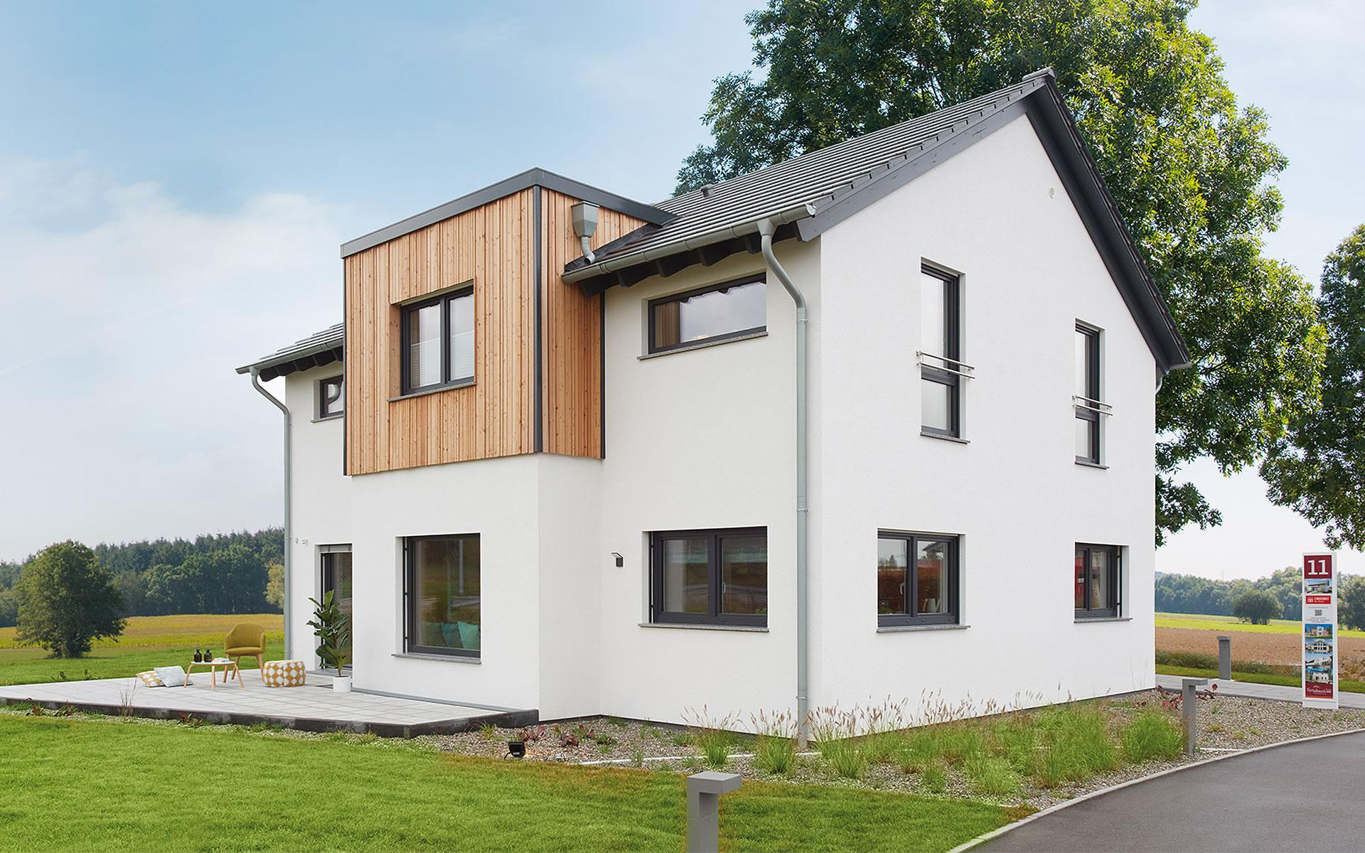 Günzburg (Musterhaus) von Fingerhut Haus GmbH & Co. KG