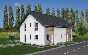 Fingerhut Haus - Musterhaus Junto 211