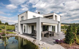 Fingerhut Haus - Musterhaus Lageto