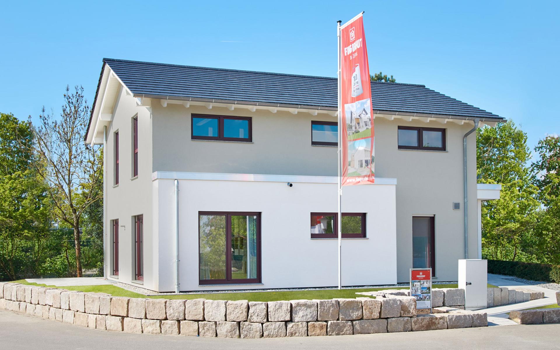 Musterhaus Mannheim von Fingerhut Haus GmbH & Co. KG