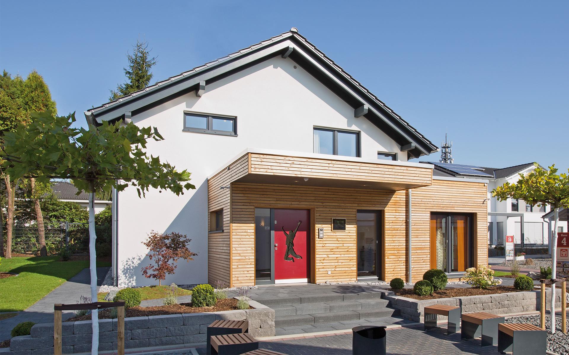 Musterhaus Wuppertal von Fingerhut Haus GmbH & Co. KG