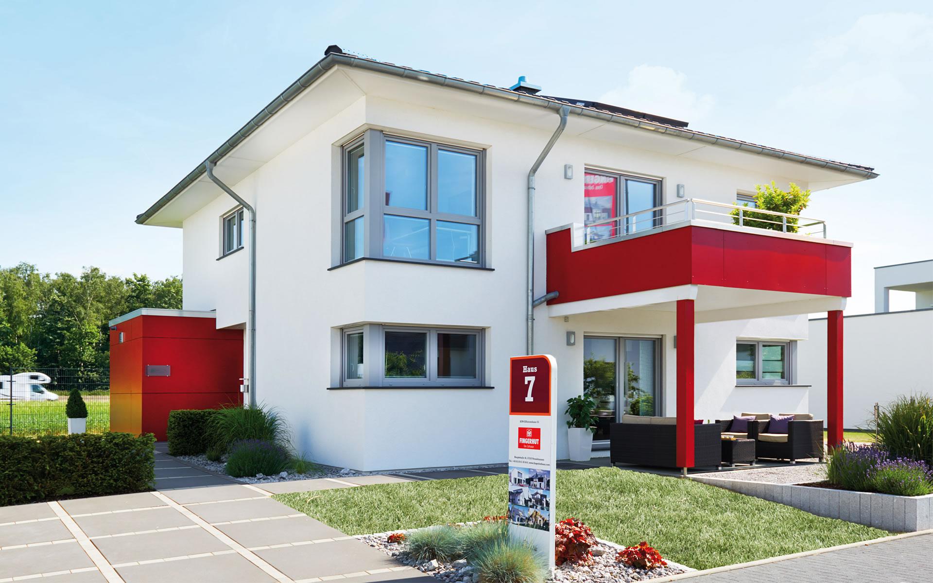 Musterhaus Köln von Fingerhut Haus GmbH & Co. KG
