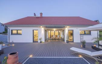 FischerHaus - Musterhaus Bungalow 138