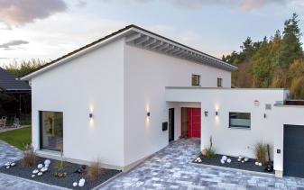 FischerHaus - Musterhaus Bungalow 200