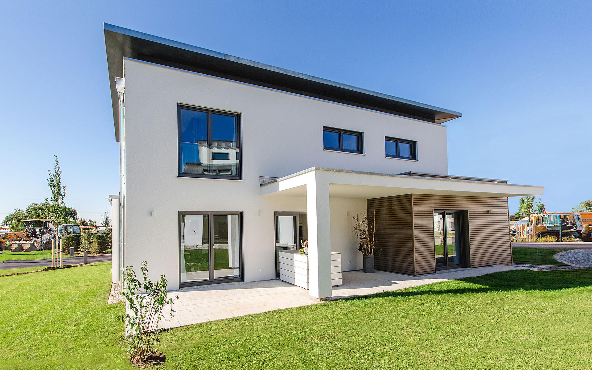 CubeX (Musterhaus) von FischerHaus GmbH & Co. KG