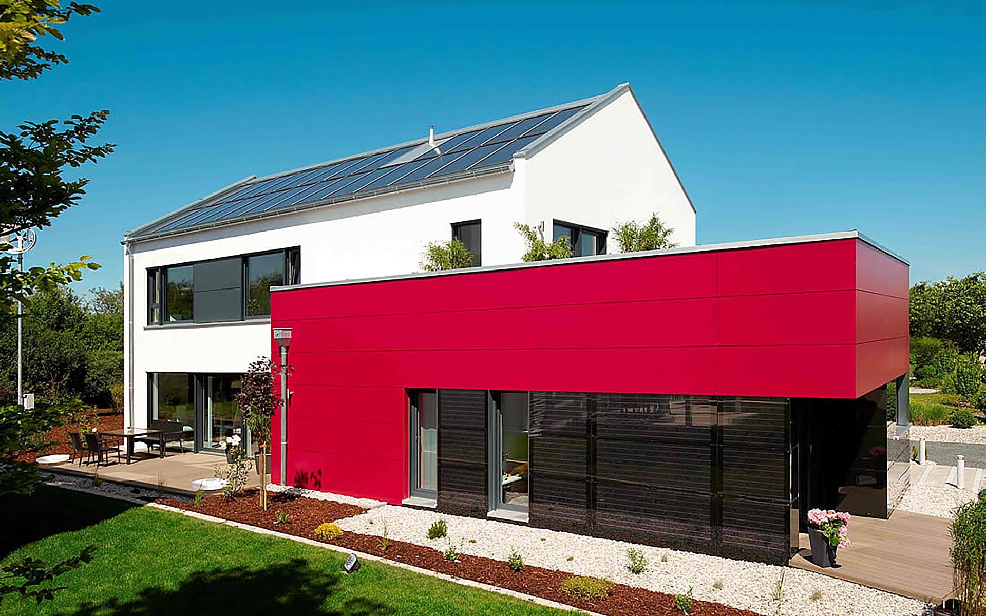 Generation X (Musterhaus) von FischerHaus GmbH & Co. KG
