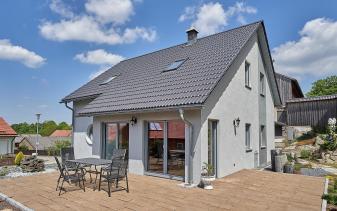 FischerHaus - Musterhaus Klassisch 176