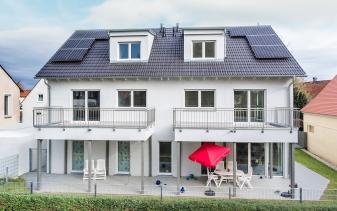 FischerHaus - Musterhaus Dreifamilienhaus 324
