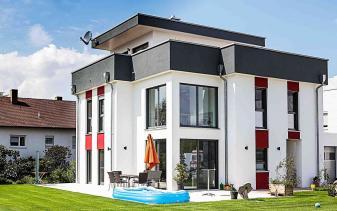 FischerHaus - Musterhaus Bauhaus 175