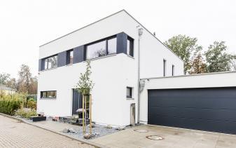 FischerHaus - Musterhaus Bauhaus 221