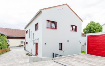 FischerHaus - Musterhaus Modern 155