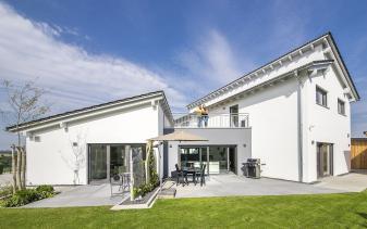 FischerHaus - Musterhaus Modern 240
