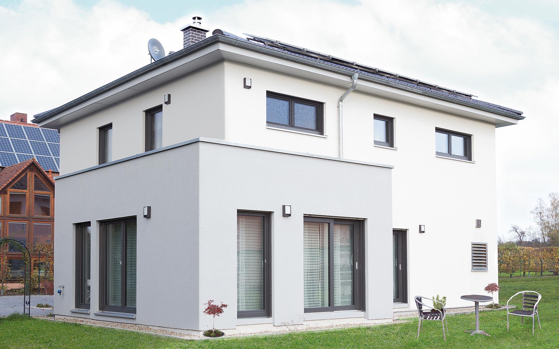Stadtvilla 165 von FischerHaus GmbH & Co. KG