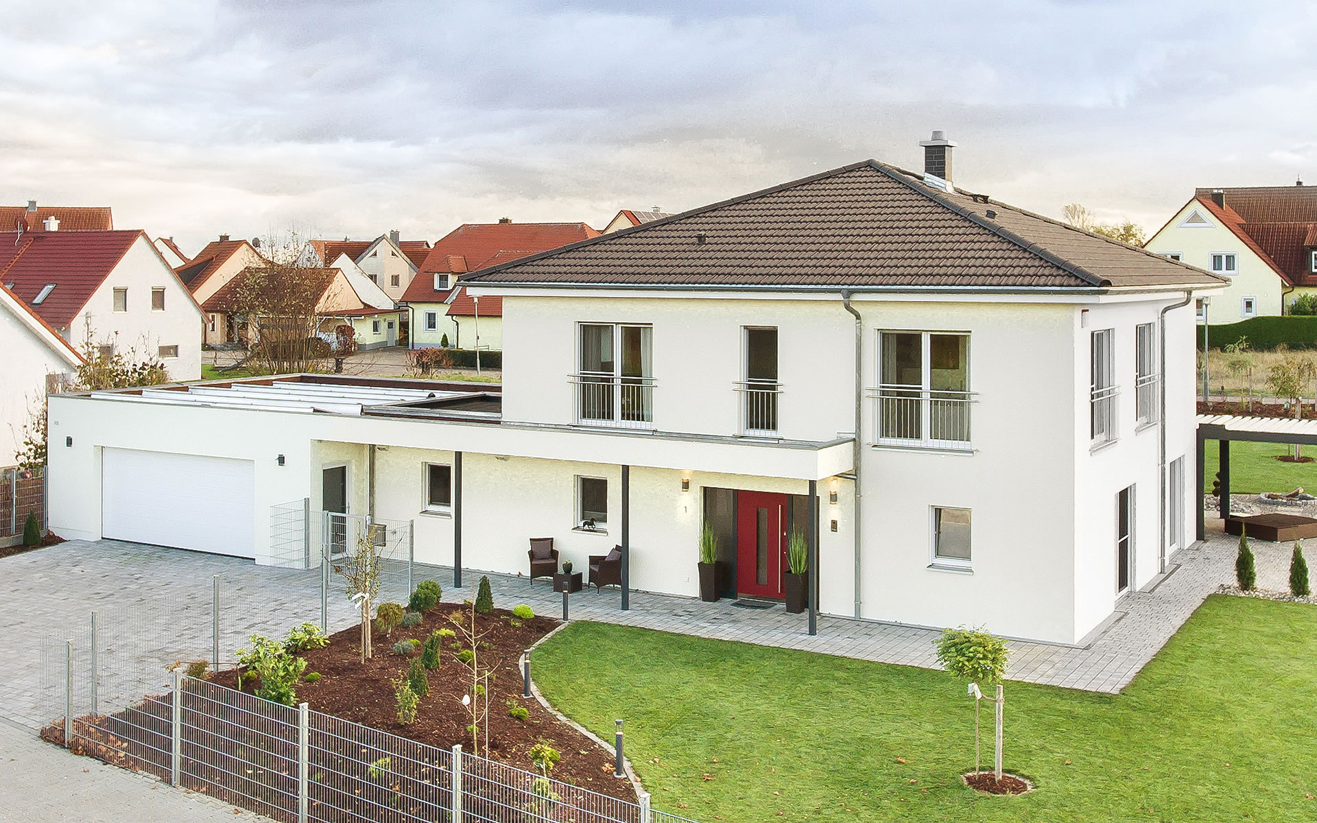 Stadtvilla 247 von FischerHaus GmbH & Co. KG