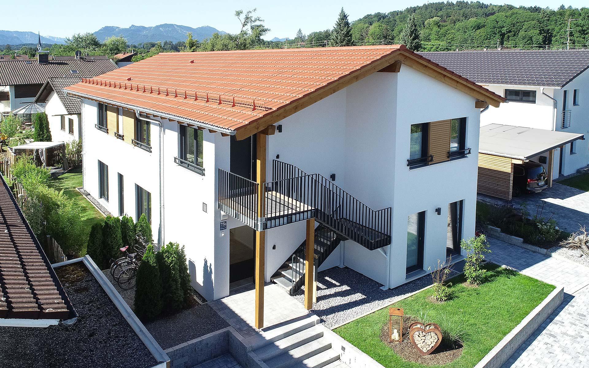 Zweifamilienhaus 299 von FischerHaus GmbH & Co. KG